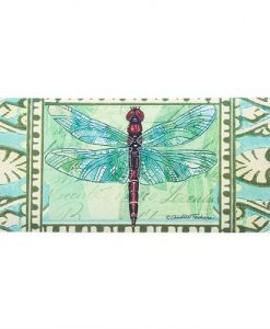 evergreen garden dragonfly sassafras switch mat
