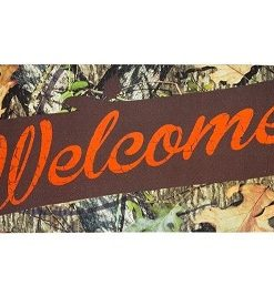 evergreen mossy oak welcome sassafras switch mat