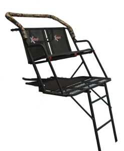 x-stand the outback 16' double ladder