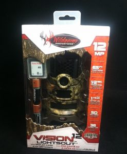 wildgame innovations vision 12 lights out camera