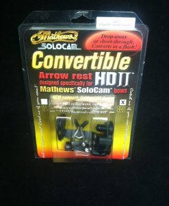 mathews convertible arrow rest hd ii
