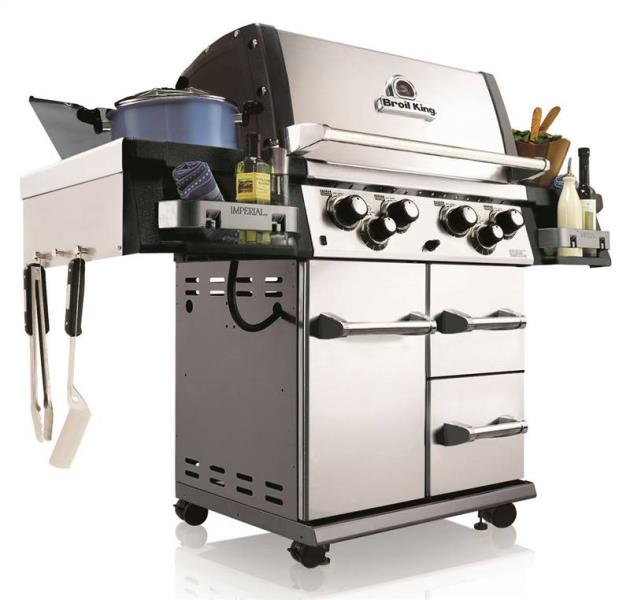 broil king 956844 gas grill,