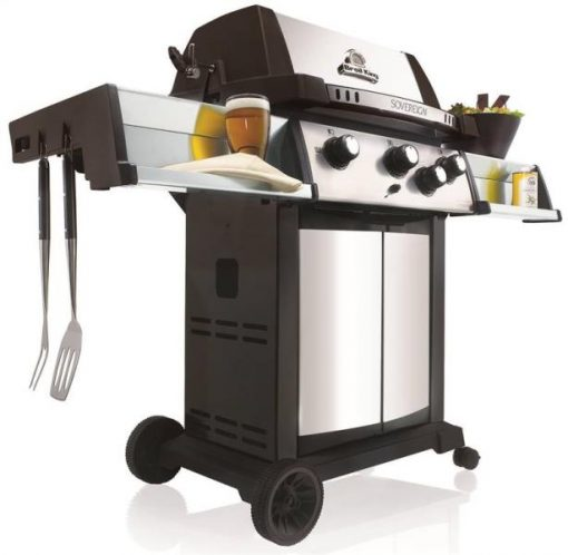 broil king 987834 gas grill