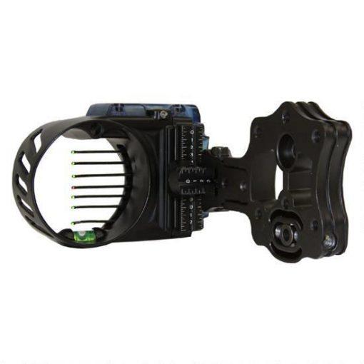 field logic iq 7 pin bow sight black - right hand