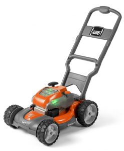 husqvarna toy walk lawn mower