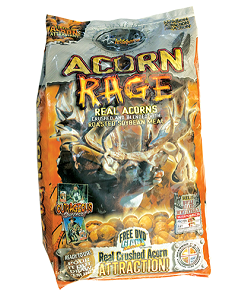 wildgame innovations acorn rage deer attractant 16 lb.
