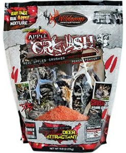 wildgame innovations apple crush deer attractant 5 lb.