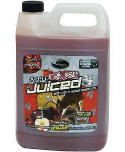 wildgame innovations apple crush juiced deer attractant