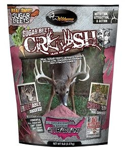 wildgame innovations sugar beet crush deer attractant 5 lb.