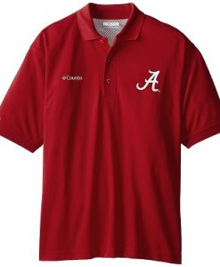 Columbia Men's Collegiate Perfect Cast Polo - Alabama