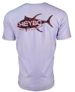 Heybo Men's Tunaflage T-Shirt