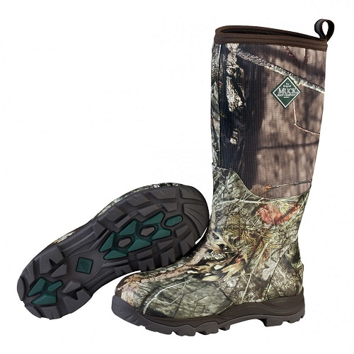 Muck Woody Plus Cold-Conditions Performance Hunting Boot