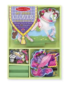 Melissa & Doug My Horse Clover Magnetic Dress-Up
