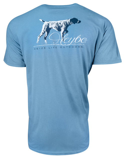 2c786c4d Heybo Vintage Pointer Short Sleeve T-Shirt   Safford Trading Company