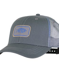 Aftco Men's Squared Trucker Hat