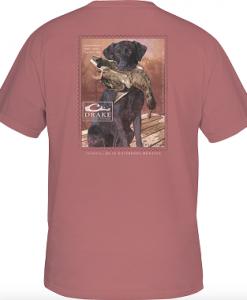 Drake Men's Lab Stamp Short Sleeve T-Shirt