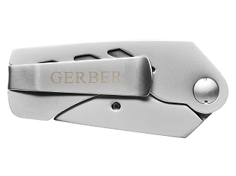 Gerber EAB Lite Fine Edge Folding Knife