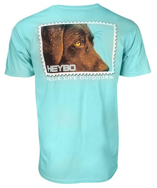 Heybo Men's Choco Short Sleeve T-Shirt