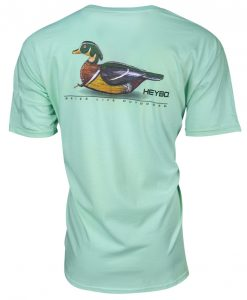 Heybo Men's Wood Duck Decoy T-Shirt