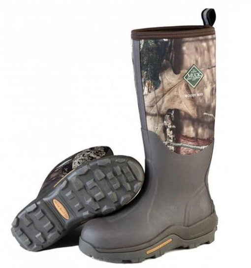 Muck Woody Max Cold-Conditions Hunting Boot #WDM-MOCT