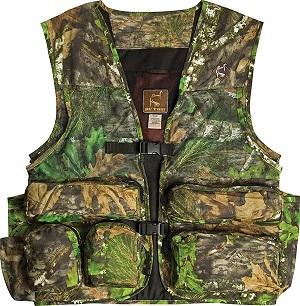 Ol' Tom Time & Motion Cotton Full Vest