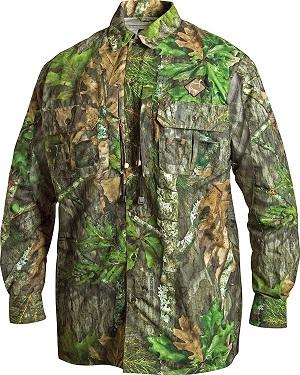 Ol' Tom Vestless Mesh-Back Shirt w/ Spine Pad