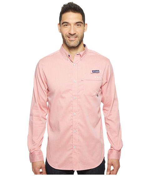 Columbia Men's Super Harborside Woven Long Sleeve Shirt
