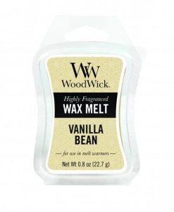 Woodwick Mini Wax Melt 0.8 Oz. - Vanilla Bean