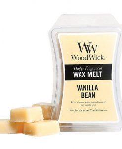 Woodwick Wax Melts - Vanilla Bean