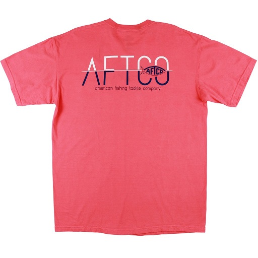 Aftco Men's Split T-Shirt