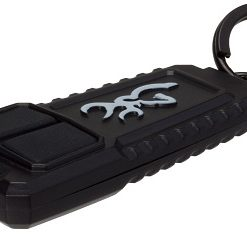 Browning Flash Rechargeable USB Keychain Light