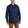Carhartt Men's Ironwood Denim Work Shirt