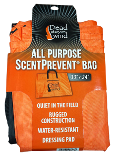 Dead Down Wind All Purpose Scent Prevent Storage Bag