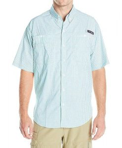 Columbia Men's PFG Super Tamiami Short Sleeve Shirt