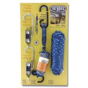 Tie Boss Block and Tackle