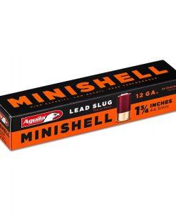"""Aguila MiniShell 12 Ga., Lead Slug, 1-3/4"""", 7/8 Oz."""