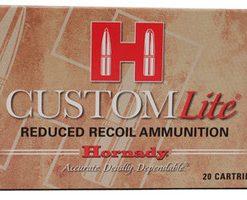 Hornady 7mm-08 Rem 120 gr SST Custom Lite