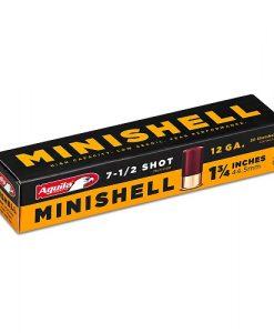 MINISHELL 7.5 SHOT 12 GA.