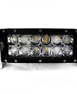 "Race Sport 6.5"" Eco-Light LED Light Bar w/ 3D Reflector Optics & CREE LED"
