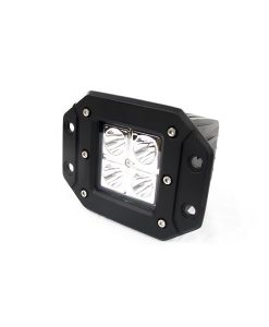 Race Sport Flush Mount 12W 4 LED High-Powered 3x3 LED Spot Light