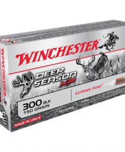 Winchester Deer Season XP 300 Blackout 150 Gr.