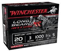 "Winchester Longbeard XR 20 Ga., 3"", 1-1/4 Oz., #5"