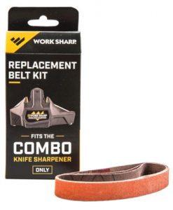 Work Sharp Replacement Belt Kit - Combo Knife Sharpener