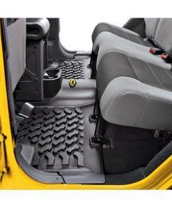 Bestop Rear Floor Liner (Jeep 2007-2017 Wrangler Unlimited)