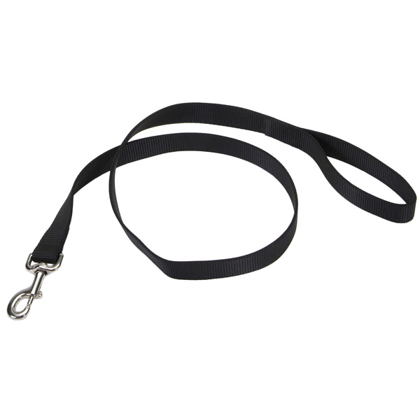 "Coastal Single-Ply Nylon Dog Leash 5/8"" x 4'"