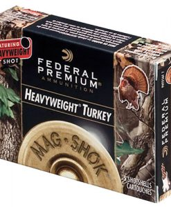 "Federal Premium Mag•Shok Heavyweight 12 Ga. , 3 1/2"", 1 7/8 Oz., 7 Shot"