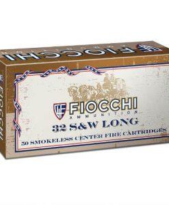 Fiocchi .32 S&W Long 97 Gr. LRN 50 Rd