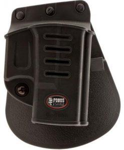 Fobus Evolution Paddle Holster RH Glock 26,27,33