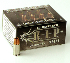 G2 Research R.I.P. 9MM 92 Gr. 20 Rd