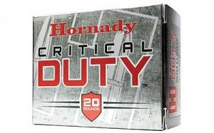 Hornady 357 Sig 135 Gr. FlexLock Critical Duty